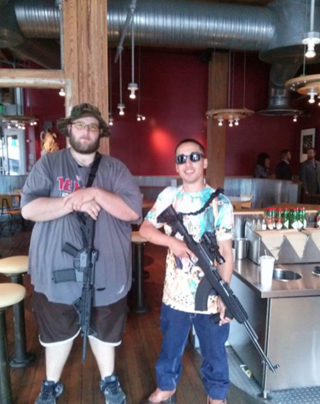 The Potential Problems With Open Carry