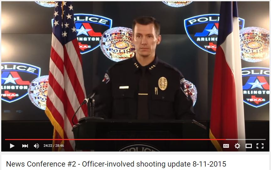 My Educated Guess Was Wrong – Officer Miller Terminated