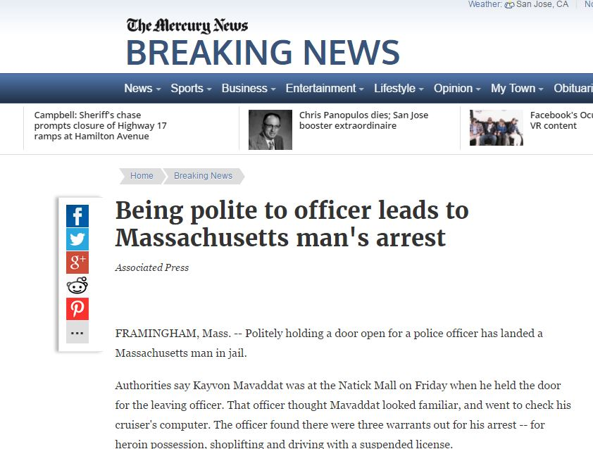 "The ""News Media"" Just Cannot Help But Hate Cops"