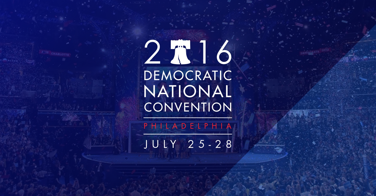 Summary of Day 1 at the DNC