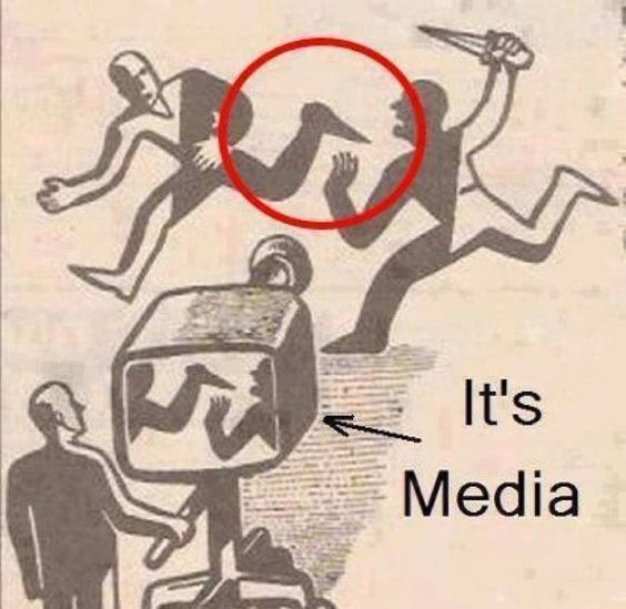 Mainstream Media is the Real Enemy