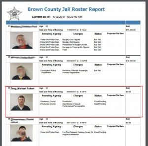 BrownCountyJailRoster