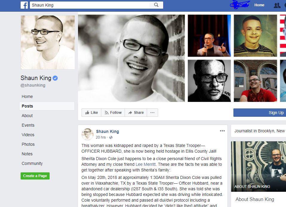 Shaun King Has Gone Too Far