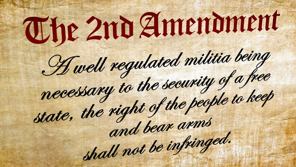 Why I Ardently Support The Second Amendment