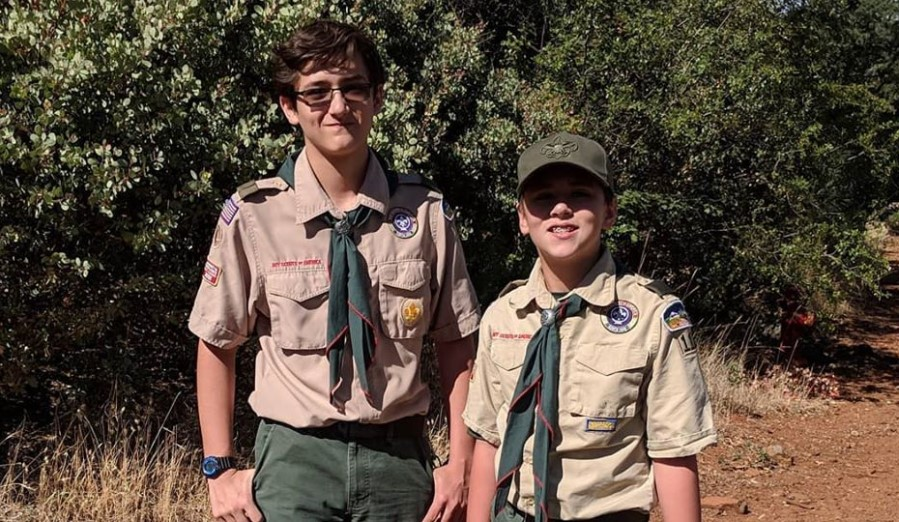 Letter to the Boy Scouts of America